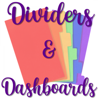 Dividers & Dashboards